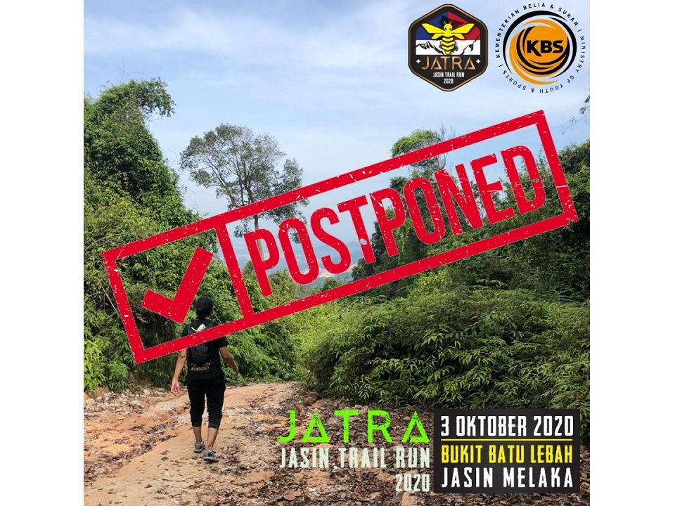 Jasin Trail Run 2020 (JATRA)