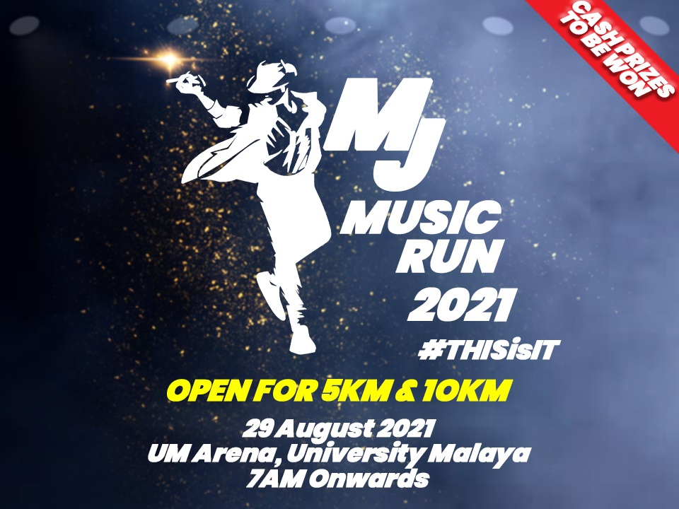 MJ Music Run 2021