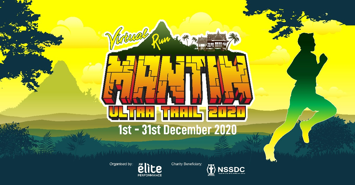 Mantin Ultra Trail Virtual Run 2020