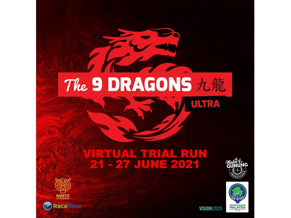The 9 Dragons Virtual Trial Run @ Dragon Slayers Reinitialized